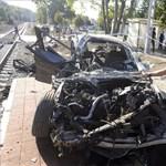 Drámai képek jöttek a rákoscsabai vasúti átjárónál történt balesetről