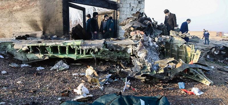 USA: Irán lőtte le az ukrán gépet, tévedésből