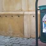 Tombol a Soros-pszichózis Pécsen