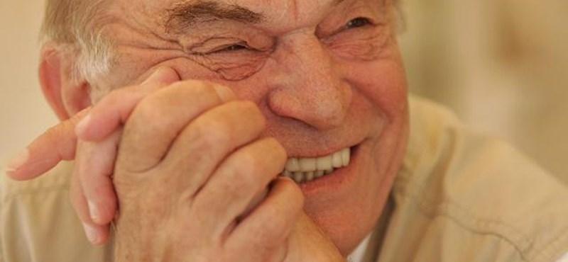 A nemzet Süsüje, Bodrogi Gyula 85 éves