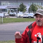 Leordította a Pesti Srácok riporterét az MSZP alelnöke a Hankooknál