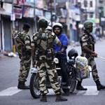Az indiai parlament jóváhagyta Kasmír különleges alkotmányos státusának visszavonását