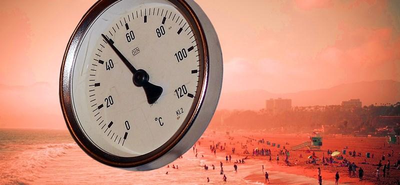 Egyre forróbb nyarak, mindent elöntő tengerszint: világvége-hangulatú vészjelzést adtak ki Nagy-Britanniára