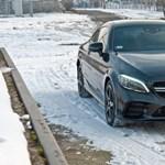 Mercedes-AMG C 43 Coupe-teszt: ez nem a bikanyakú izomautó