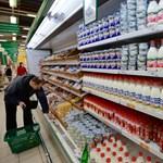 40 ezer doboz tejet különítettek el a mérgezéspara miatt