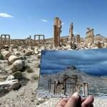 Tömegsírt találtak az Iszlám Államtól visszafoglalt Palmürában