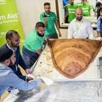 Óriásbatyu – muszlim rekord