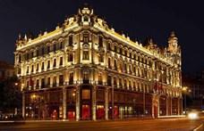 Márciusban nyílik az új budapesti luxushotel
