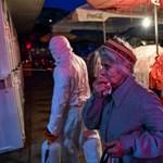 Romániában és Ukrajnában is újra tetőzik a járvány