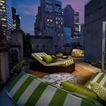 Videó New York-ból: repülés a 31. emeletről