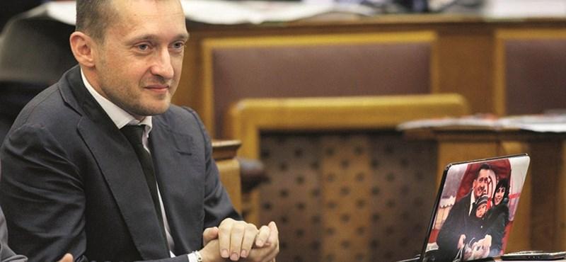Úgy alakult, hogy 256 800 000 forint EU-s pályázati pénz jutott Rogán találmányára