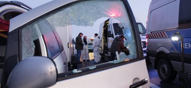 Ausztriában fogták el az M5-ösön lövöldöző férfit