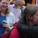 Ordibálás és leszbikus csók az ELTE BTK-nál