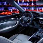 Előkerült az Audi e-tron, aminek elmaradt a bemutatója