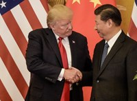 Trump: Közel a megállapodás Kínával