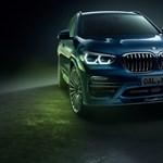 Megpiszkálták az új BMW X3-ast: 330 km/h-t és négy turbót ad az Alpina