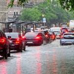 A BKK-t sem kíméli a vihar, járatok maradnak ki vagy haladnak rövidített útvonalon