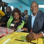 Érvénytelenítették az elnökválasztás eredményét Kenyában