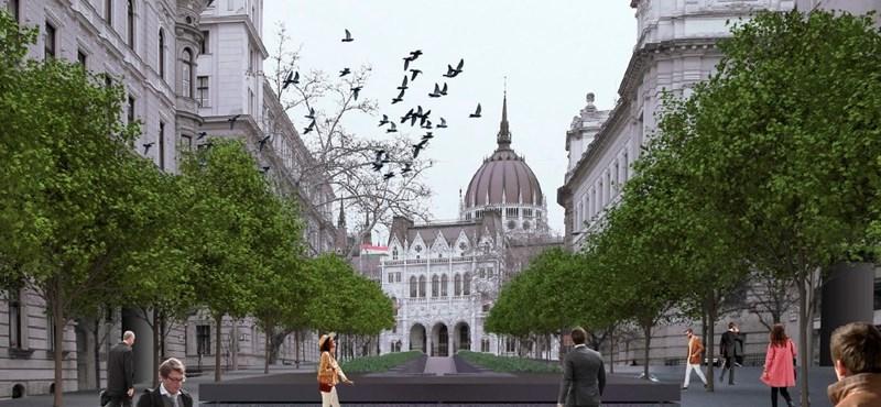A hatalmas Trianon-emlékmű Orbán Viktor zavarának állít örök emléket