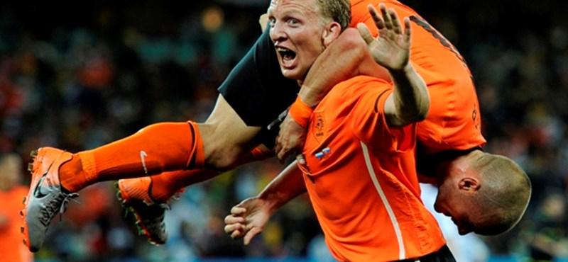 Kisorsolták a következő foci-vb selejtezőcsoportjait, újra összekerültünk Hollandiával