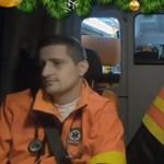 Nagy cuki karácsonyi videót készített a Mentőszolgálat