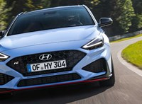 Itt az új Hyundai i30 N: erősebb lett a Michelisz-féle sportkompakt