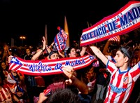 Az Atletico Madrid került a spanyol bajnokság élére