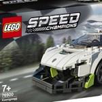 Az 1600 lóerős új Koenigsegg is bekerült a Lego 2021-es kínálatába