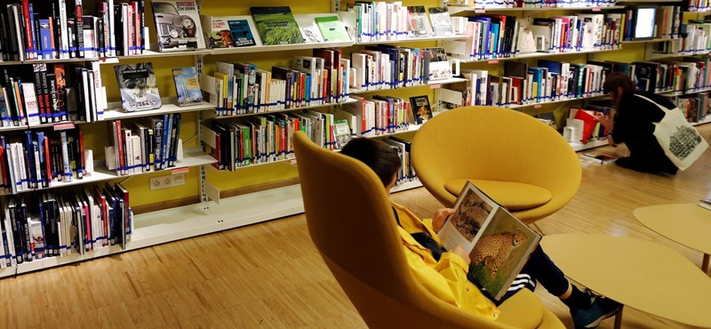 Oltott nagymamát is lehet kölcsönözni a tapolcai könyvtárban