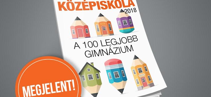 Itt a 2018-as középiskolai rangsor: ez a tíz legjobb budapesti gimnázium