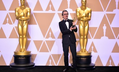 Nehéz csupa feddhetetlen férfit találni az Oscaron. Nem is sikerült