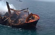 Kezd kibontakozni, mekkora pusztítást végez a Srí Lankánál elsüllyedt méreghajó