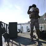 Mesterlövészek lepték el a Duna-partot Budapesten - fotók