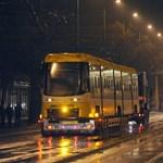 Elindult a 2-es villamos Szegeden