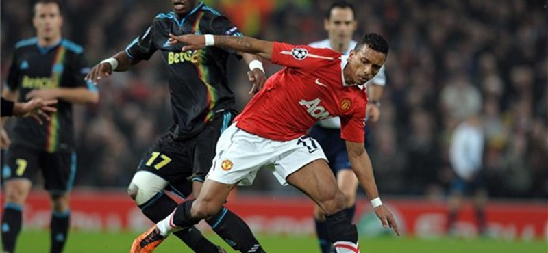 Manchester United - Olympique Marseille 2-1