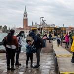 Mózes második alkalommal mentette meg Velencét az árvíztől