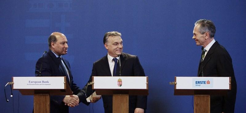 Bankadó: beleszaladtak pofonokba Orbánék, mentik, ami menthető