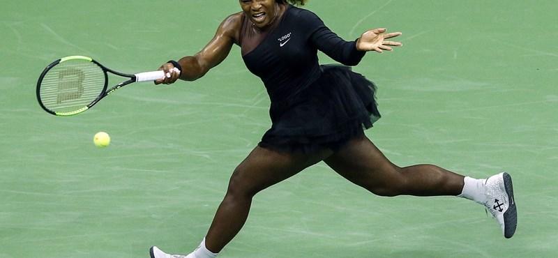 Serena Williams melleinek fontos küldetése van