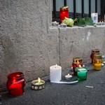 A Fradi jégkorongosai gyászolják a diákokat mentő tanár fiát