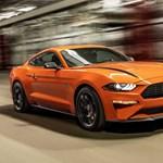 Arany középút: Itt a legújabb Ford Mustang