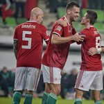 Már majdnem a legjobb 50 között a magyar labdarúgó-válogatott