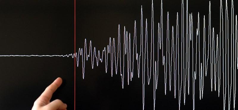 Erős földrengés volt Görögország nyugati részén
