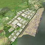 Arabok építik az európai szuperkikötőt
