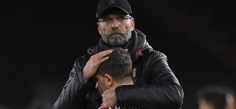 Kizúgott az FA-kupából a Liverpool