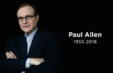 65 éves korában meghalt a Microsoft milliárdos társalapítója, Paul Allen, akinek még nagy tervei voltak