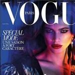 Áttörés: egy transznemű modell kerül a francia Vogue címlapjára