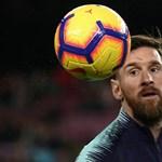 Messi felsorolta világ öt legjobb focistáját