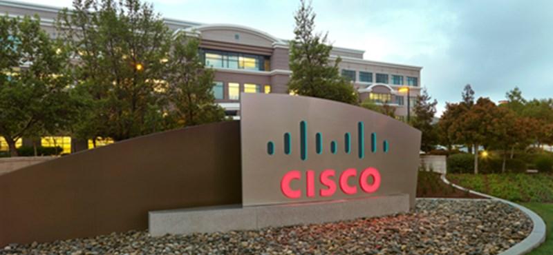 Biztonsági téren erősít a Cisco