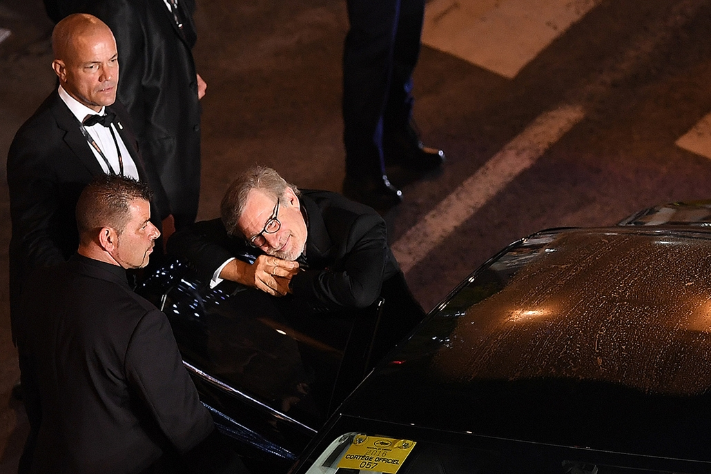 AFP -  Steven Spielberg,