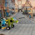 Kötelező irodalom újragondolva: ilyen lenne Petőfi és Szent György LEGO-ból